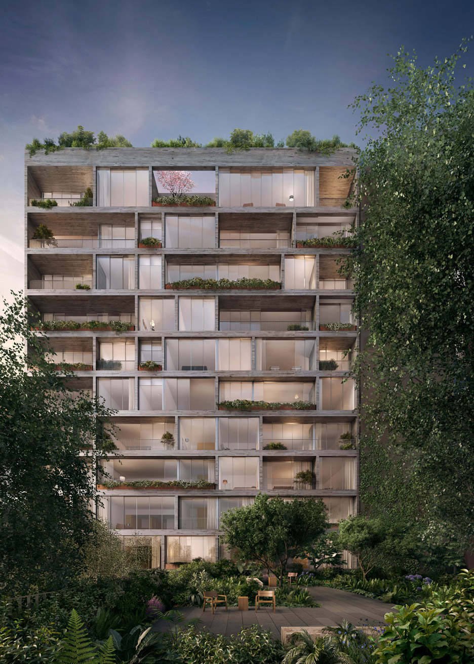 2- edificio jardim