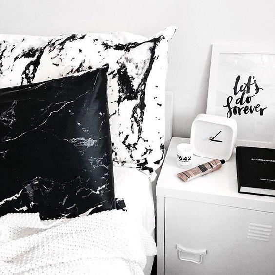 8-mármore-na-decoração-roupa-de-cama