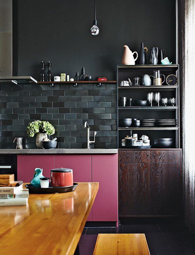 9-cores-tendência-cozinha-com-parede-cinza-escuro