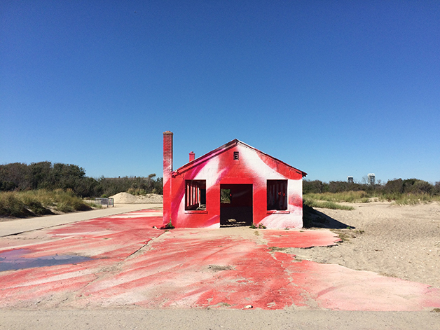 Casa abandonada customizada