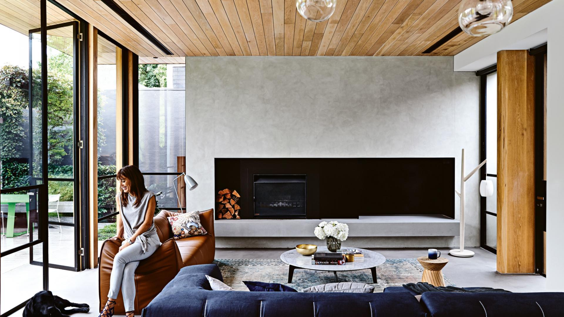 Interior de Rachel Vigor Fotografia de Derek Swalwell
