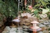 Espelhos d'água, lagos, cascatas, fontes…As reportagens ensinam você a de...