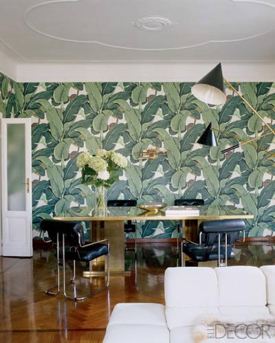 papel-de-parede-de-palmeiras-martinique-sala-de-estar