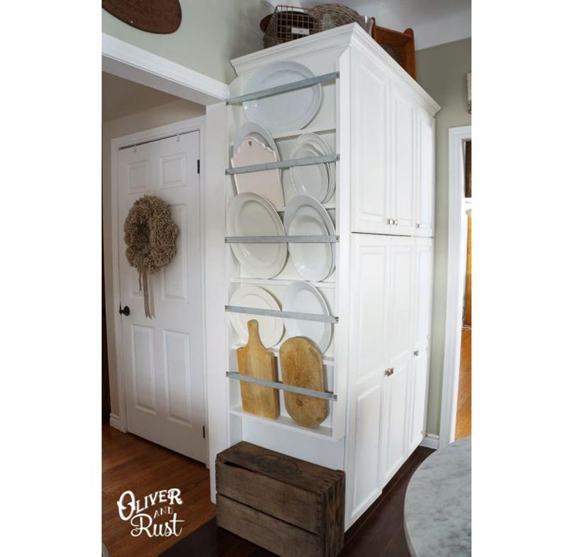 rack-improvisado-para-pratos
