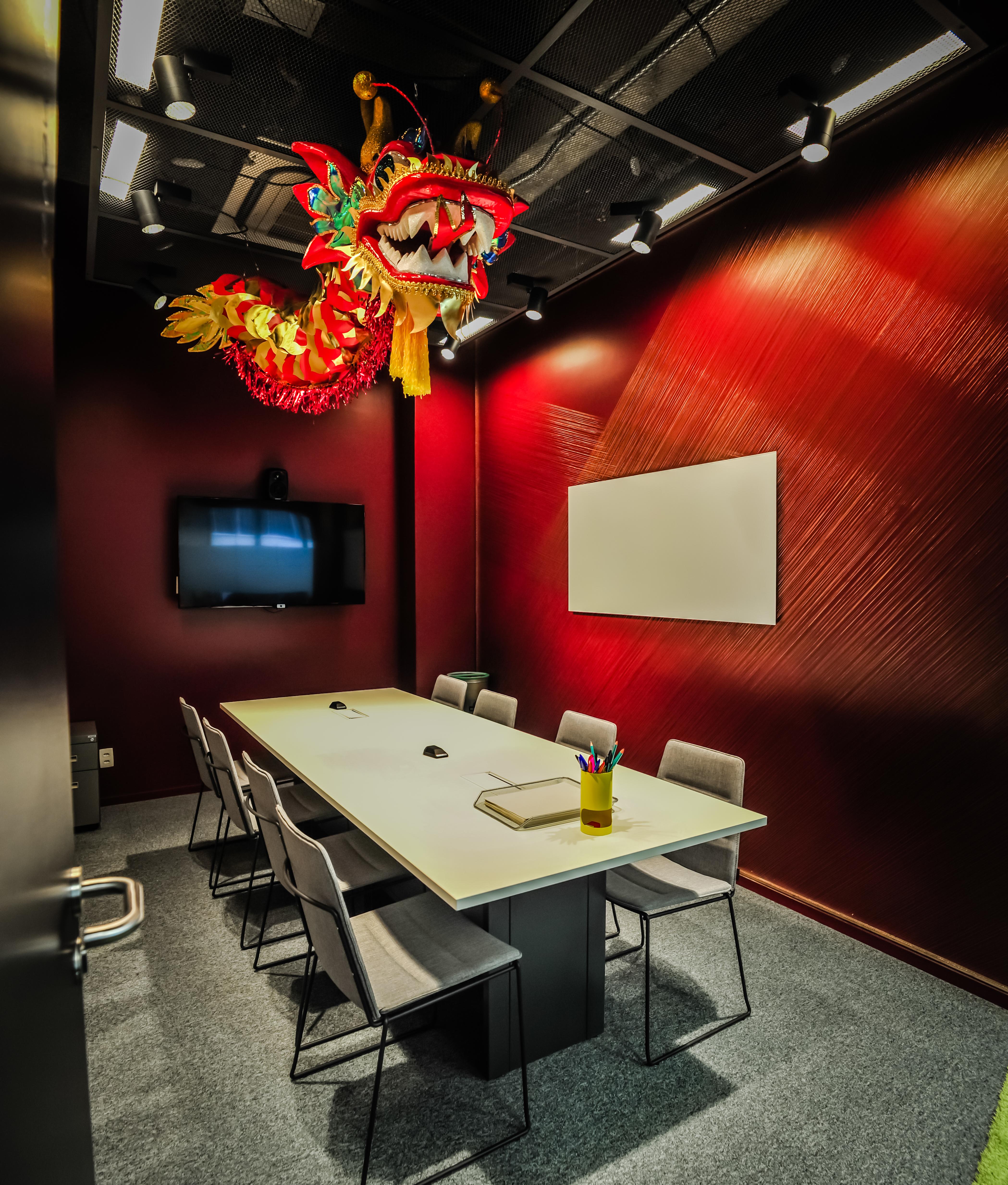 Salas de Reunião 2o andar - 04