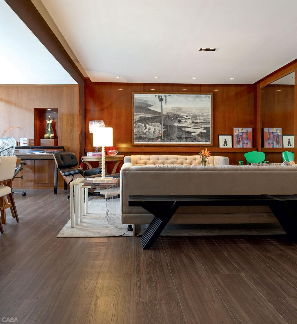 Reforma rápida: qual é a diferença entre piso laminado e vinílico?   CASA  CLAUDIA