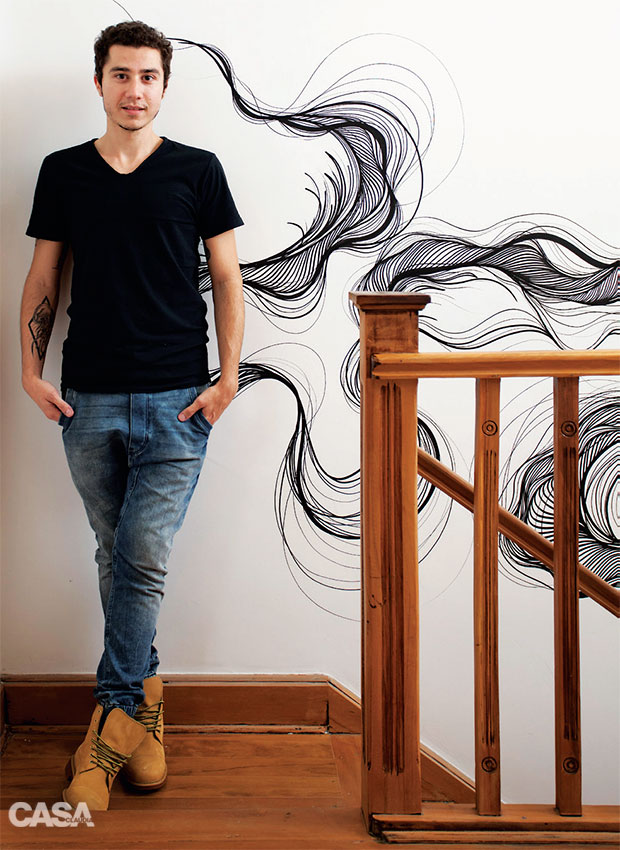 02-wall-art-desenhos-feitos-a-mao-decoram-paredes