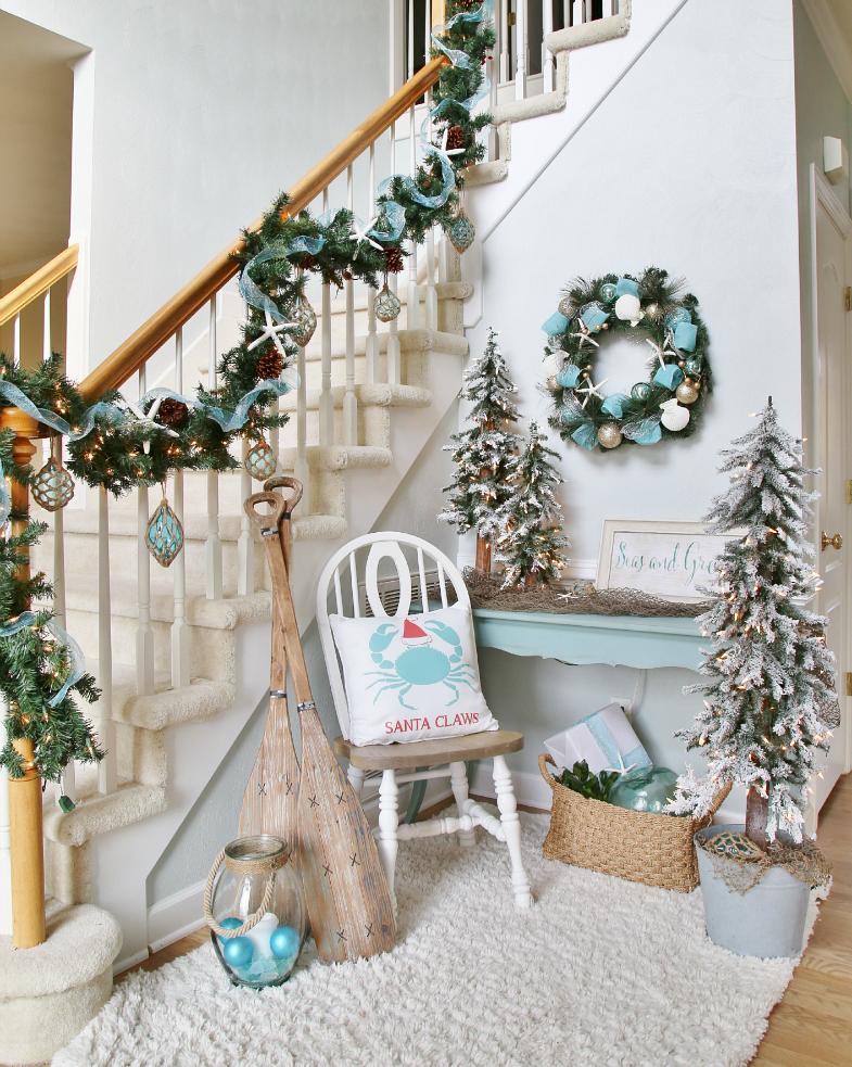 2-decorações-de-Natal-ideais-para-casa-de-praia