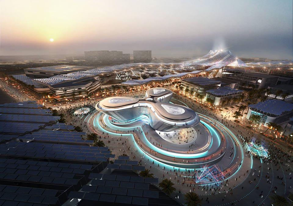 foster01 expo-dubai-2020-confira-como-o-projeto-dos-pavilhoes