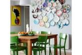 inspiracao-do-dia-sala-colorida-com-arranjo-de-parede-incrivel