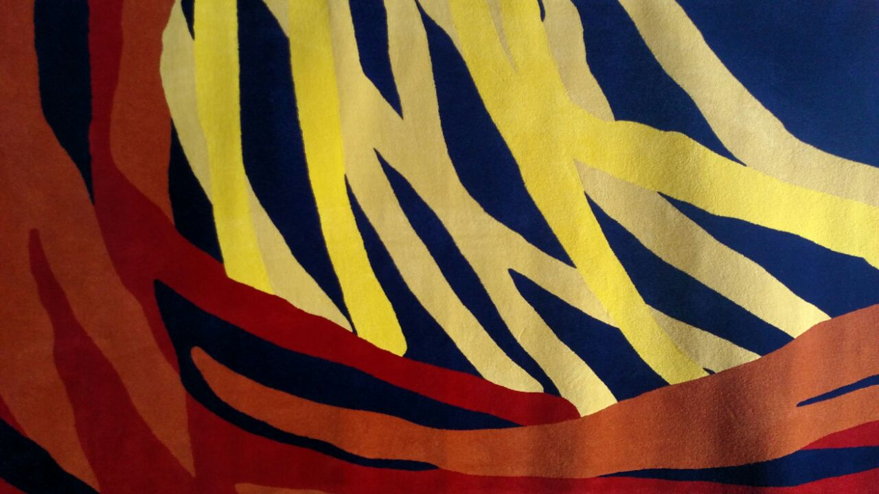 Protótipo da tapeçaria