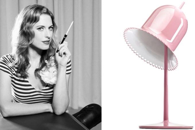 Inspiração do dia: a luminária Lolita de Nika Zupanc   CASA CLAUDIA