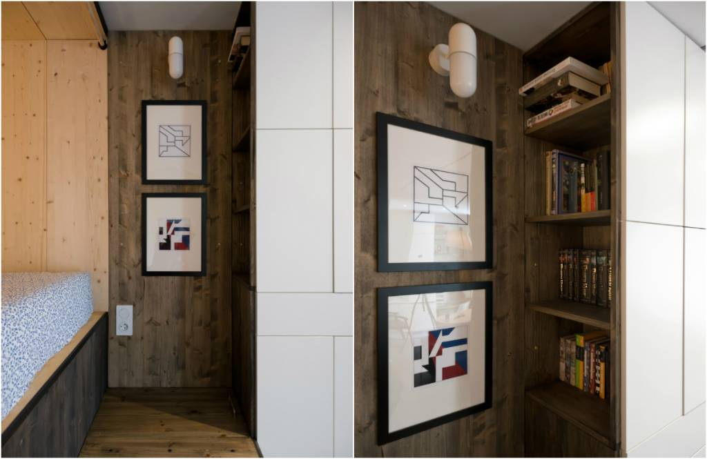 05neste-apartamento-a-cama-foi-instalada-em-uma-caixa-de-madeira