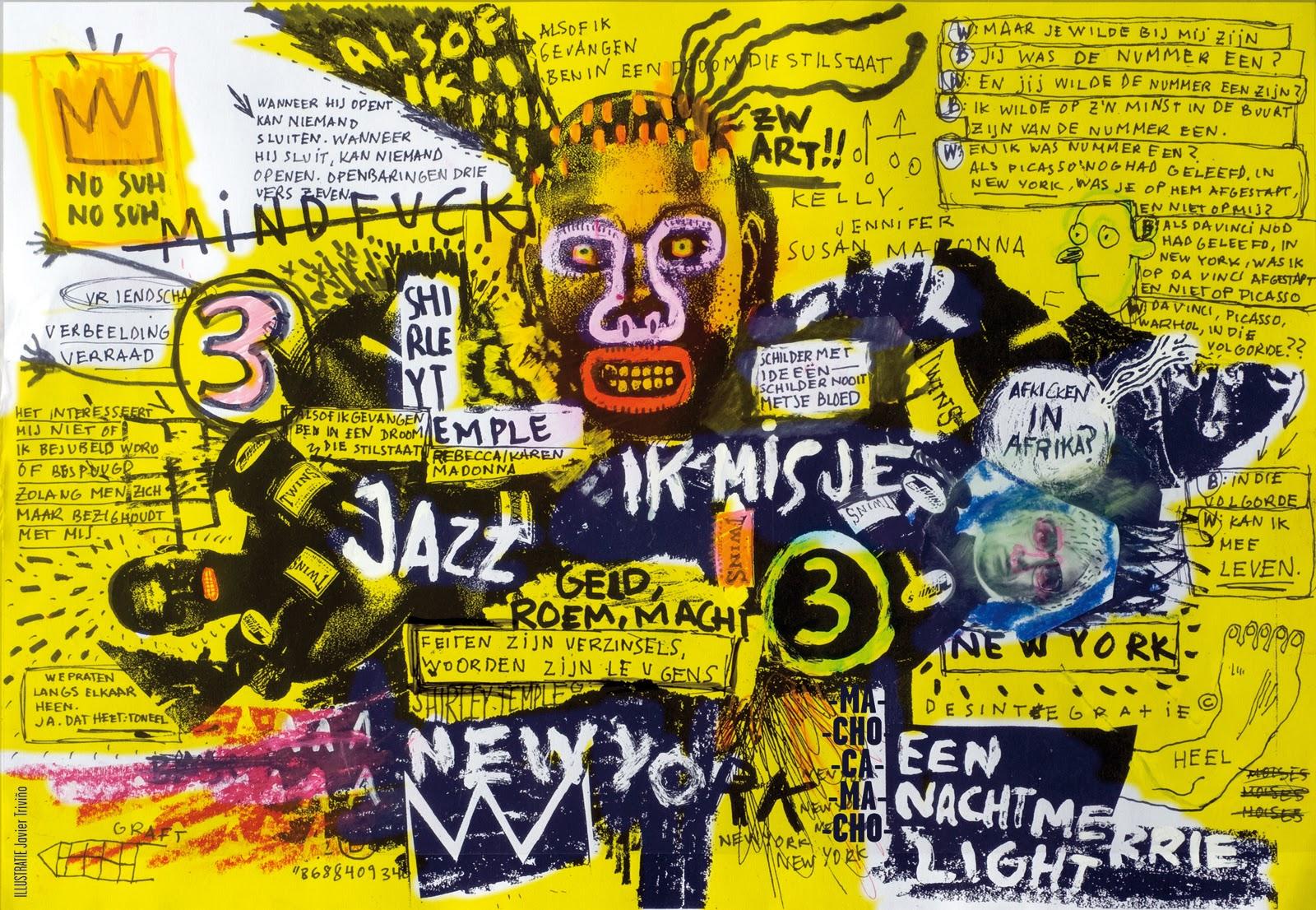 Trabalho Jean-Michel Basquiat