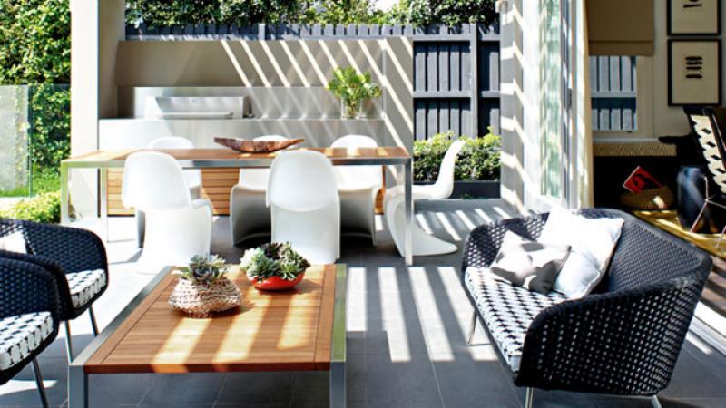 Como transformar a varanda em uma sala