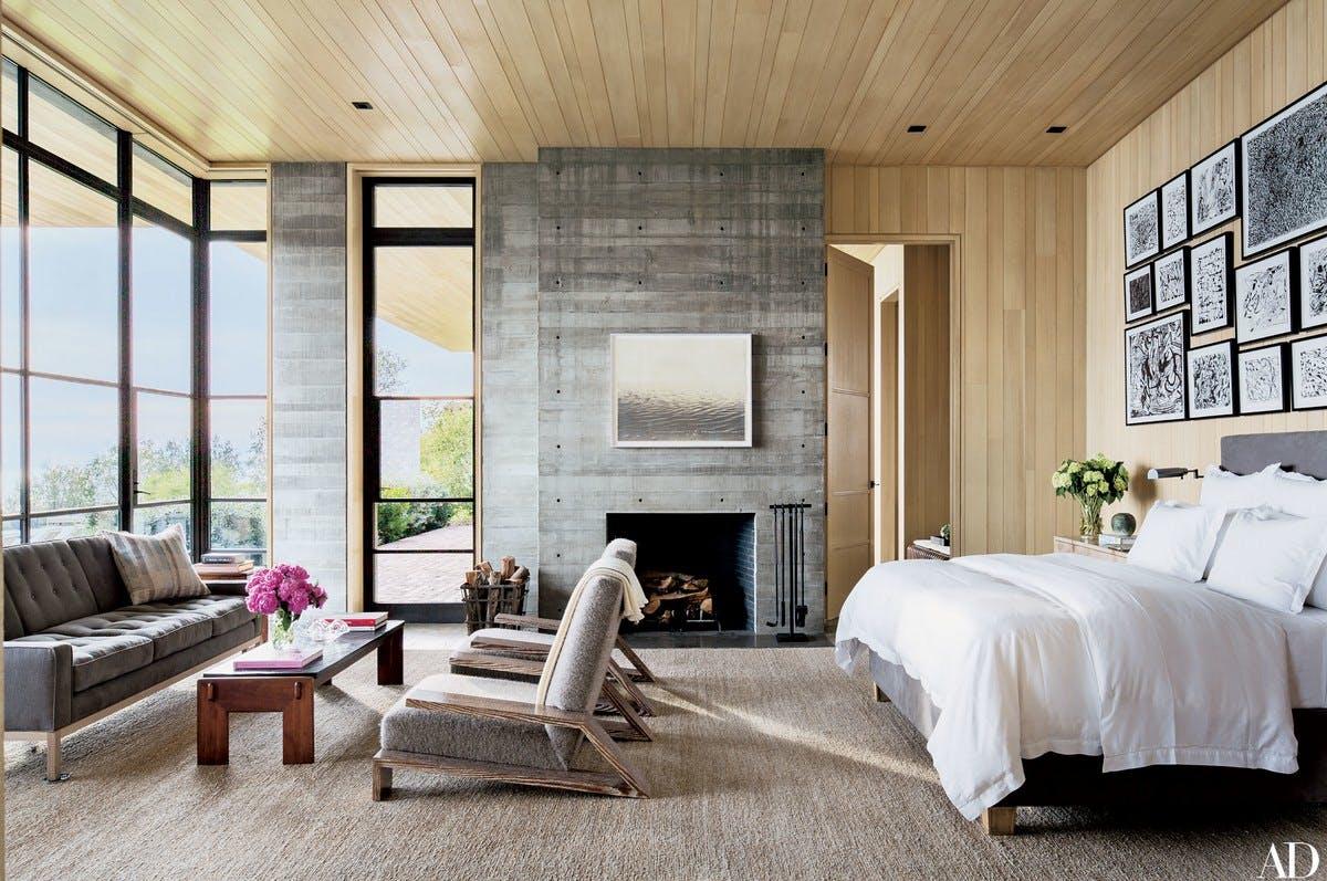 Como decorar um quarto luxuoso