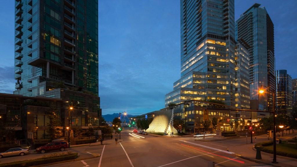 Vancouver receberá estrutura criada pela firma BIG