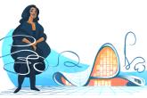 Doodle de Zaha Hadid