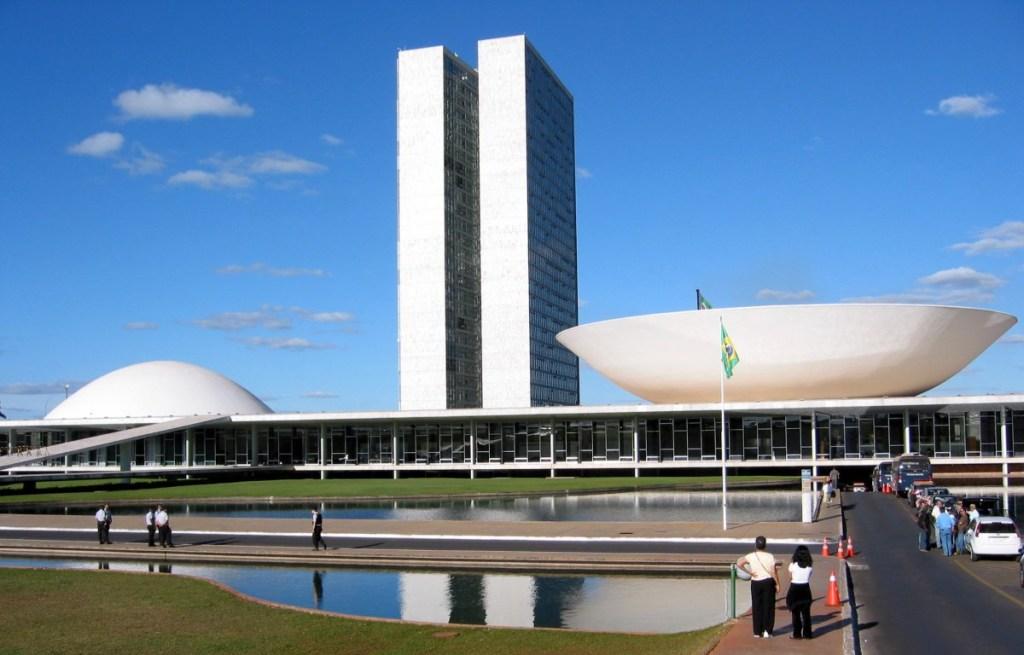 Congresso Nacional está entre prédios mais bonitos