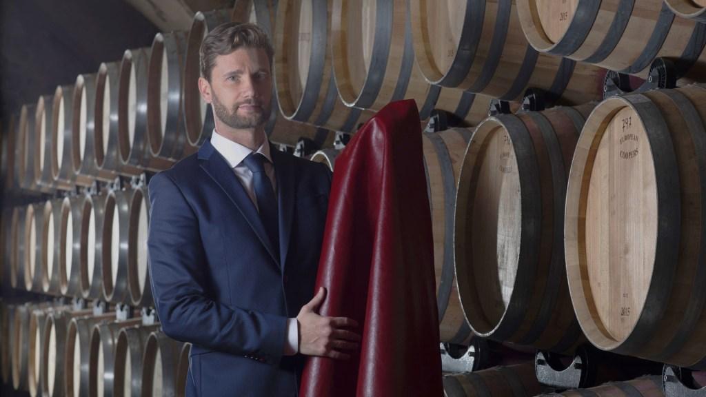Empresa italiana cria couro ecológico com uvas e óleos