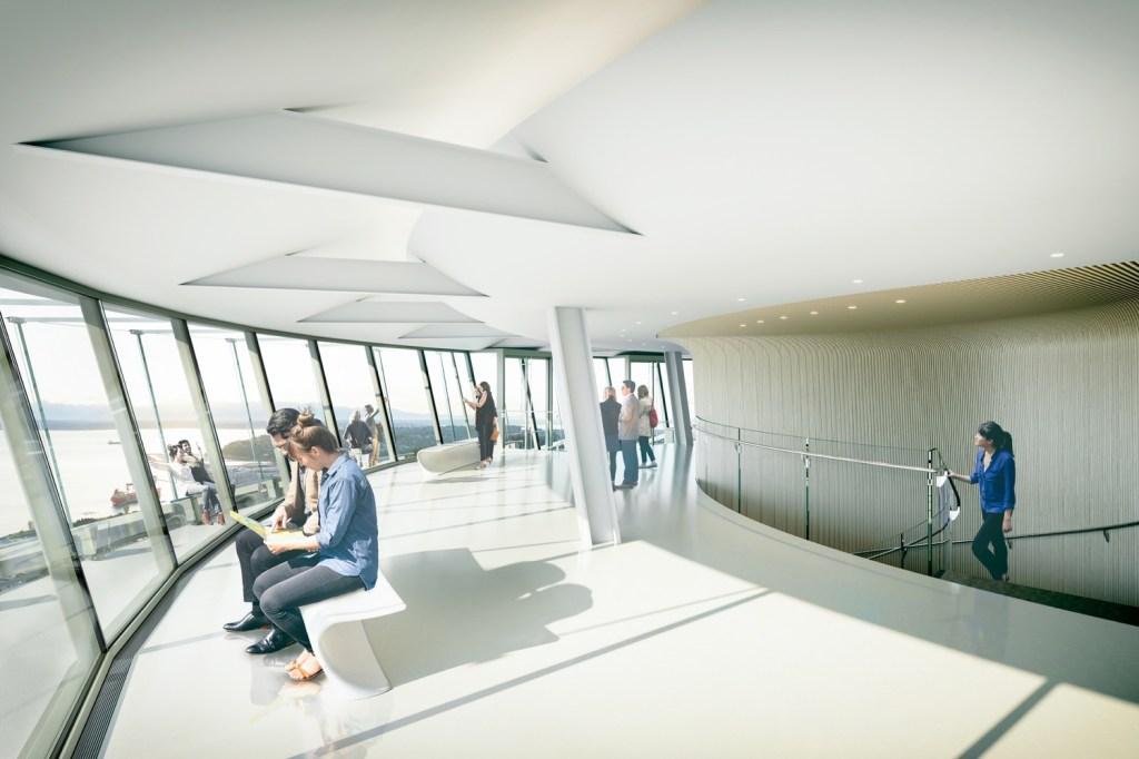 Obelisco Espacial em Seattle será reformado com US$100 milhões