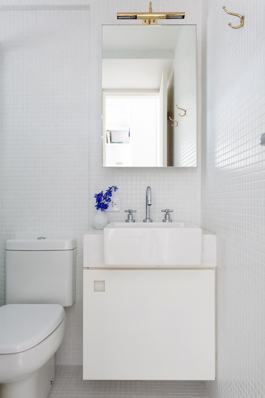 Apartamento de 30 m² com ideias que fazem o espaço render