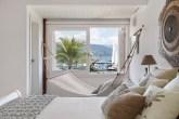 Quarto de casa projetada pelas arquitetas Ana Claudia Costa e Bianca Notari.