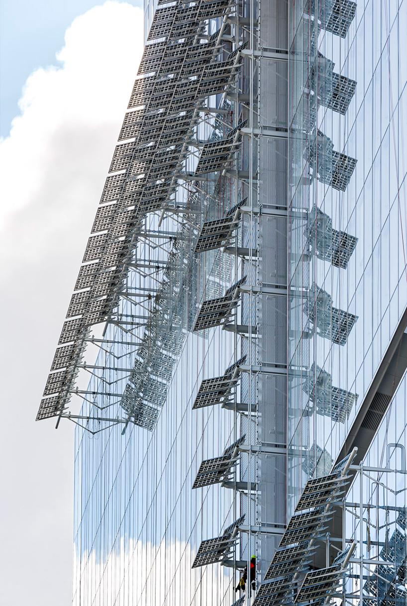 As primeiras imagens do novo Tribunal de Paris, de Renzo Piano