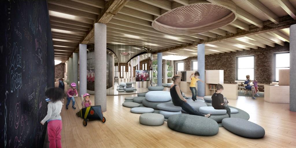 O objetivo é criar espaços inclusivos, colaborativos e divertidos, mas também familiares, transparentes e estruturados.
