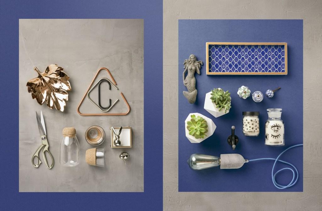 Os pequenos objetos fazem toda a diferença no décor. Inspire-se nesta seleção!