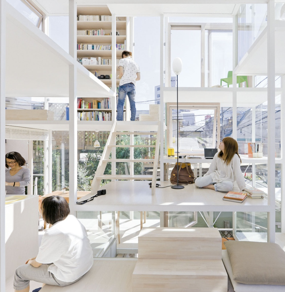 A arquitetura futurista e o bom humor de Sou Fujimoto desembarcam na Japan House, em São Paulo