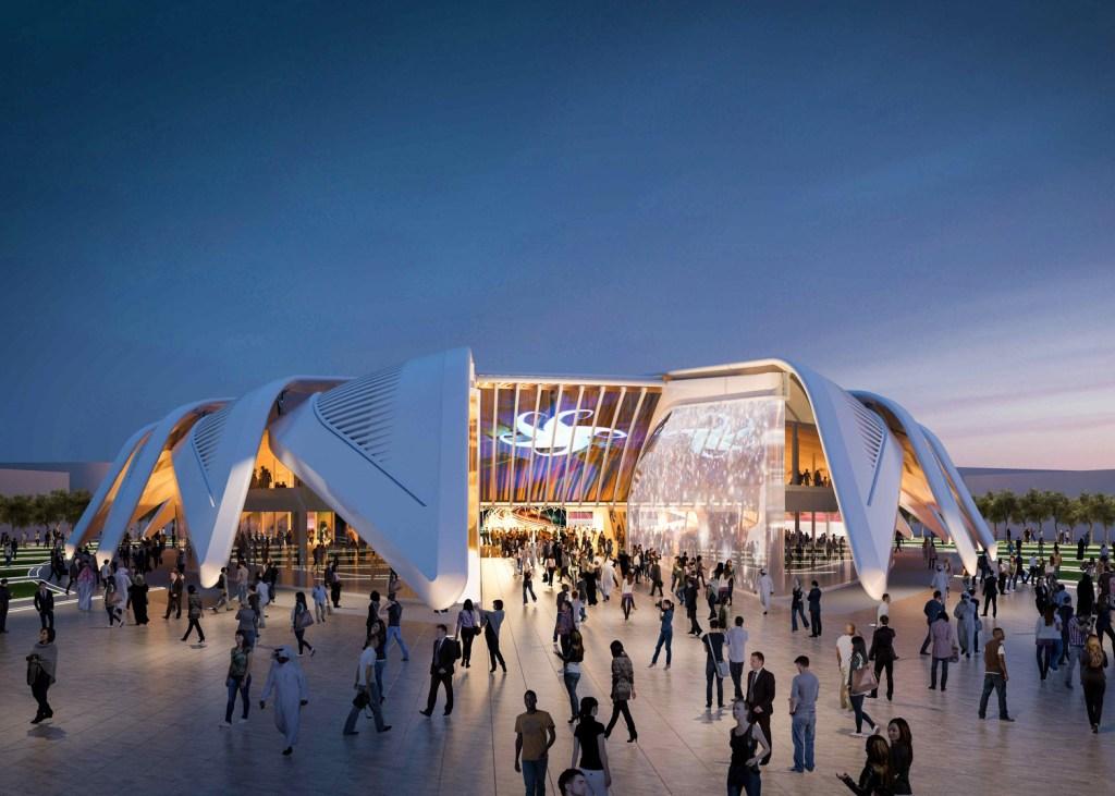 Pavilhão de Santiago Calatrava começa a ser construído em Dubai para a Dubai Expo 2020
