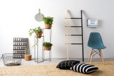 Estas peças, à venda na Loja CASA CLAUDIA, são ótimas para compor ambientes de estilo despojado