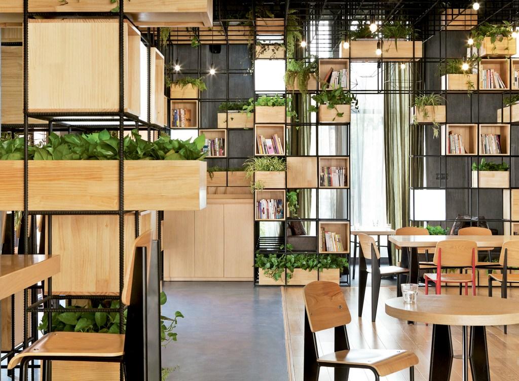 Home Cafe, em Pequim
