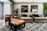 Apartamento alugado ganha décor que pode ser reaproveitado