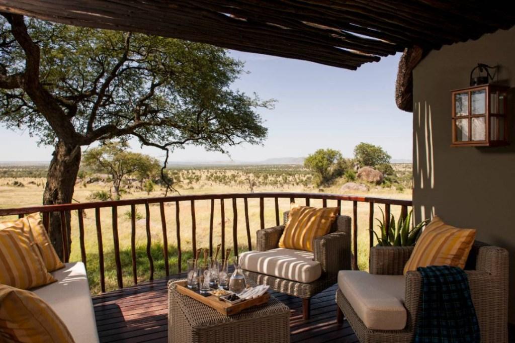 Four Seasons Safari Lodge Serengeti, na Tanzânia: o melhor lodge para safari.