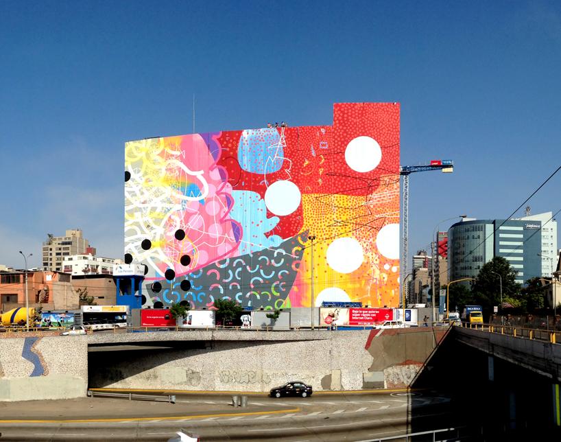 Instalação em Lima