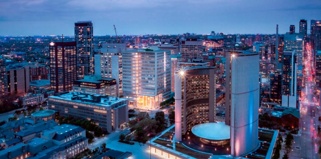 A construção do novo Palácio de Justiça de Toronto deve começar nos próximos meses e tem inauguração prevista para 2020