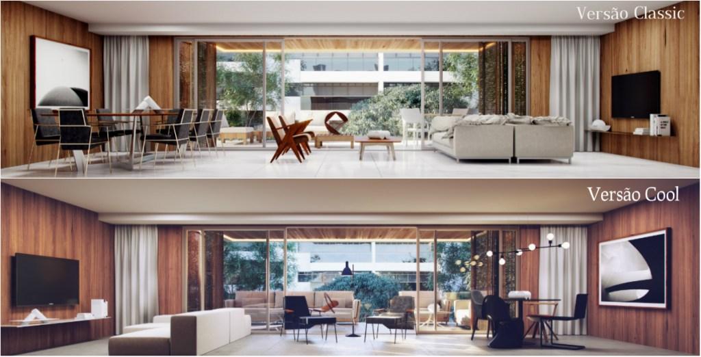 O designer carioca foi o responsável por toda a estética do empreendimento – desde a fachada aos materiais e mobiliário