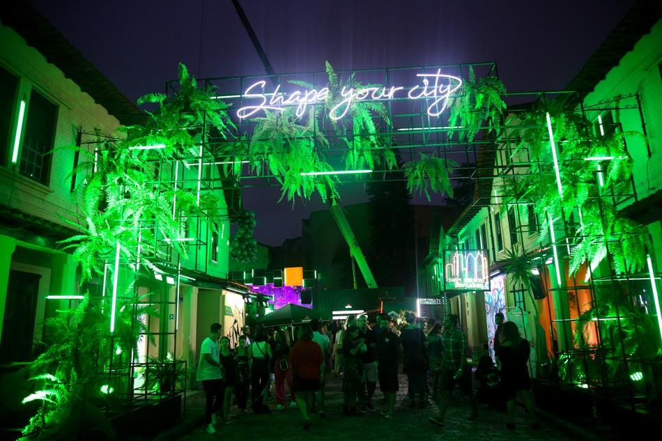 Heineken Block Vila dos Ingleses