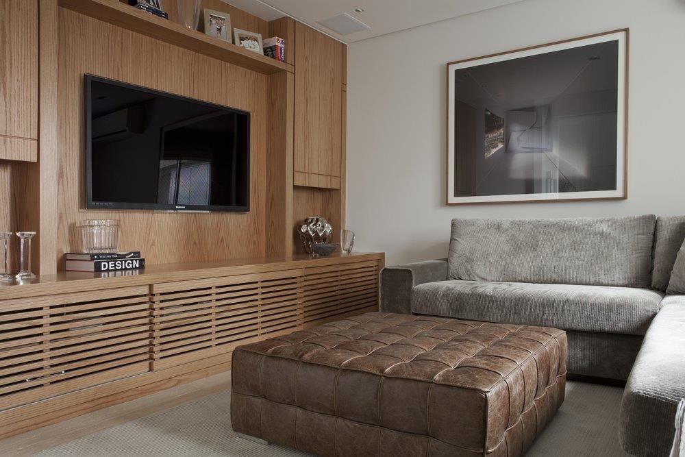 Ambiente projetado por Leonardo Junqueira.