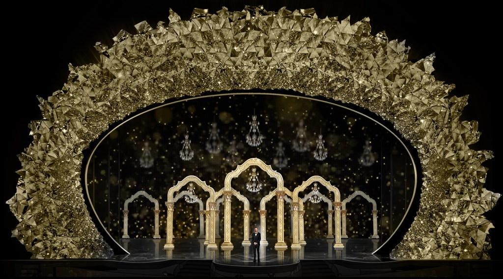 45 milhões de cristais Swarovski serão incorporados no décor da 90ª edição da premiação acontece neste domingo, 4