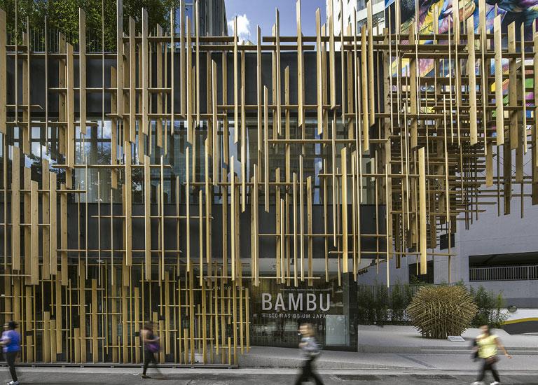 [Lojas] Prix Versailles Central America, the South and the Caribbean 2018: Japan House, em São Paulo, de Kengo Kuma & Associates.