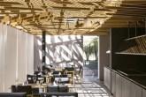 [Restaurantes] Special prize Exterior: Norton Restaurant, em Brasília, por BLOCO Arquitetos.