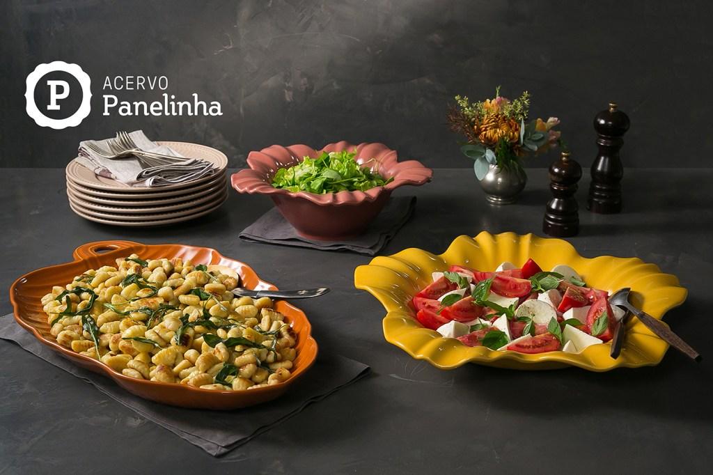 Composta por kits e peças avulsas, a Coleção Especiarias é a primeira lançada pela chef e apresentadora