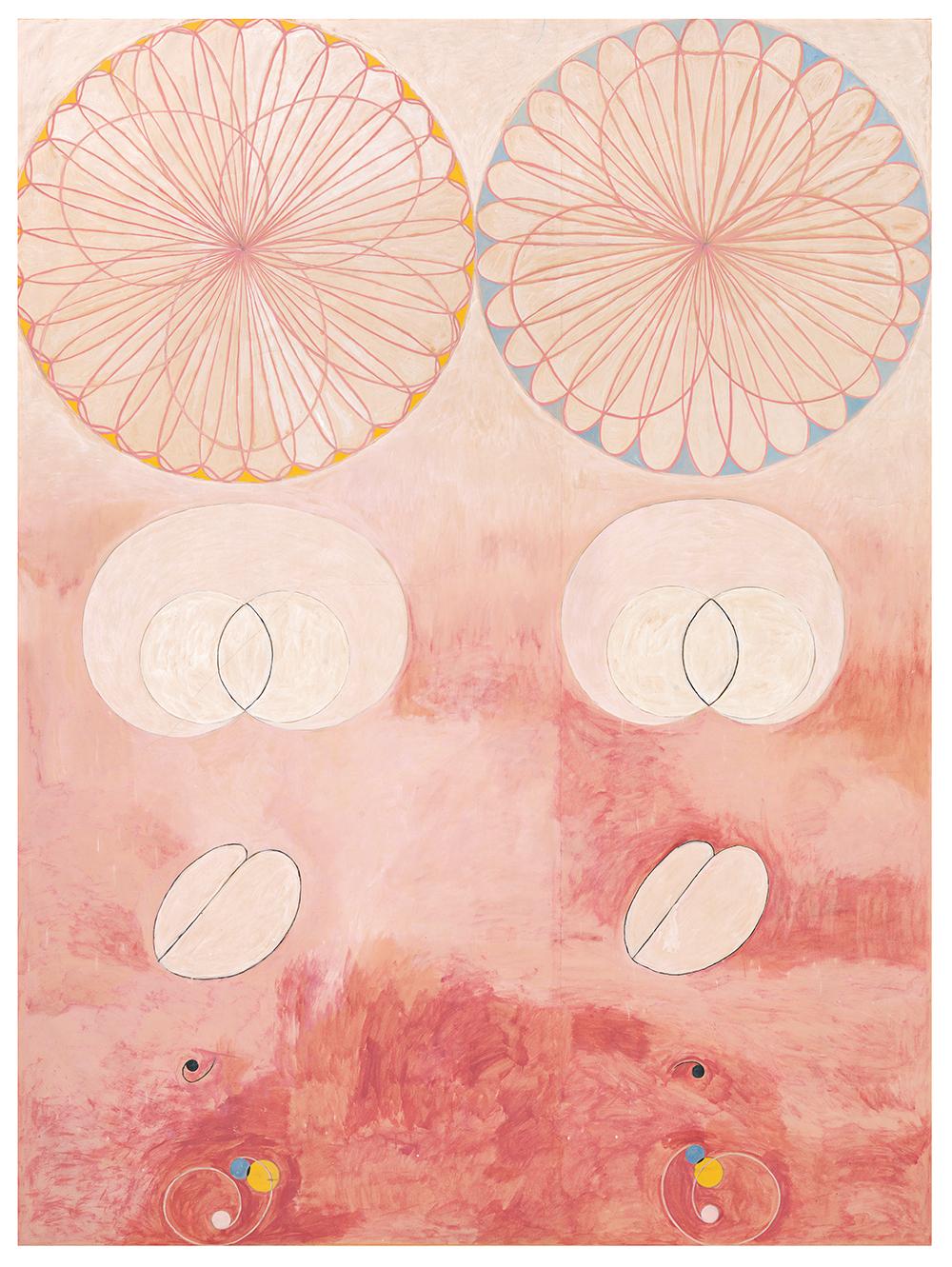 Obra de Hilma af Klint