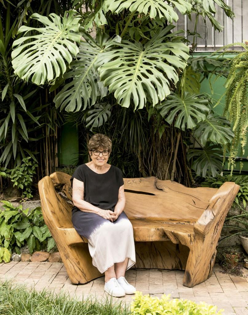 A consagrada artista plástica Regina Silveira revela o seu rico universo particular