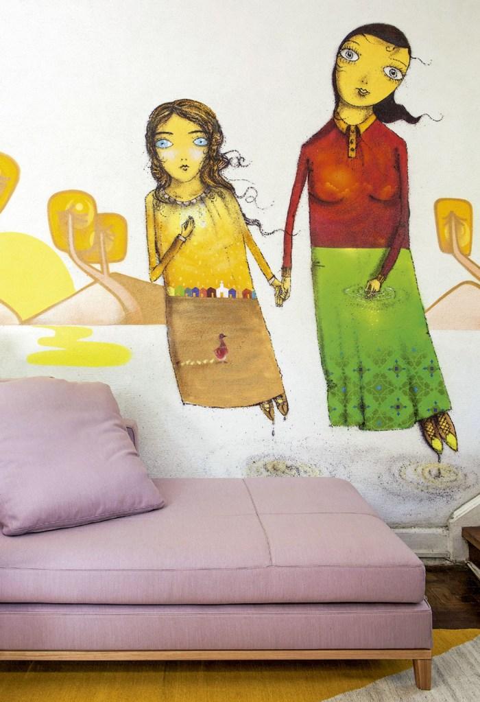 Urbana e transgressora, a arte ocupa novas plataformas e mostra sua força também dentro de casa