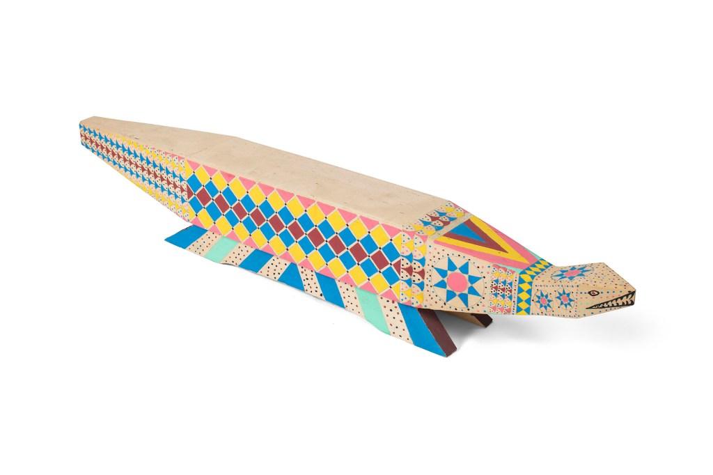 No Parque do Ibirapuera, e exposição apresenta cerca de 70 peças produzidas em diferentes regiões do país