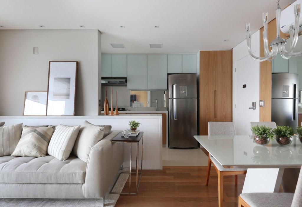 Estes ambientes e apartamentos foram projetados em - e para - a família